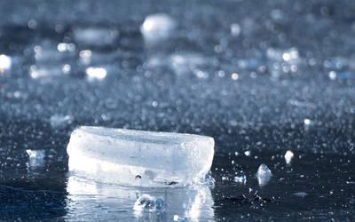 Block Ice by peehs