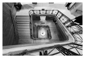 Pendulum Staircase