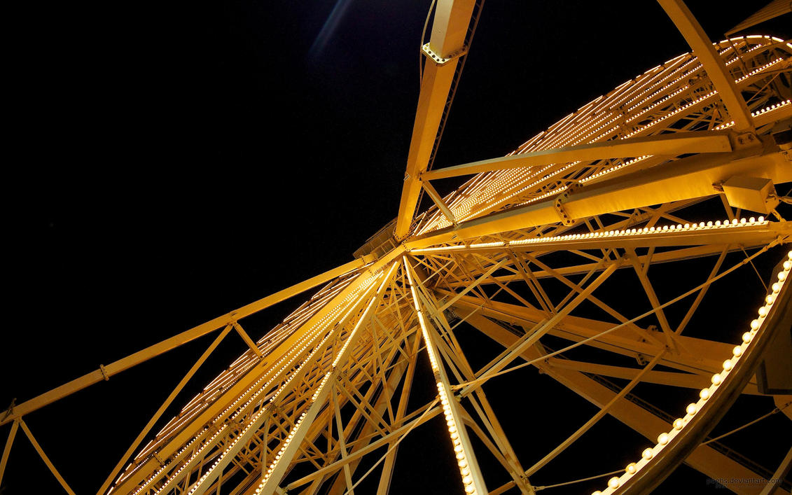 Boardwalk Wheel by peehs