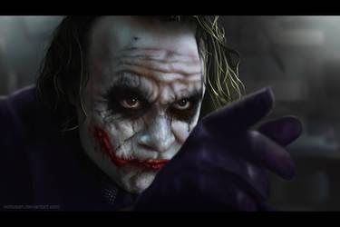 Joker by Noitusan