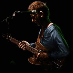 Guitarist by Noitusan