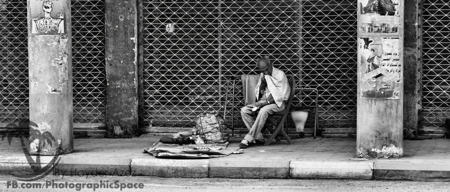 Iraq Streets by Photographic-Space