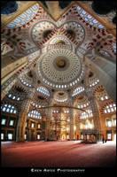 Adana Sabanci Mosque - 2 by erenabice