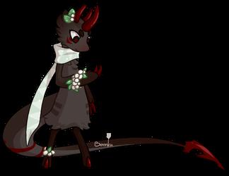 Shy Snowberry