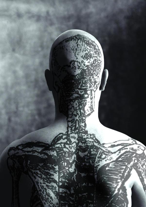 X ray tattoo by pankreas67 on deviantart for X ray tattoo