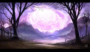 Purple by Mattiasedstrom