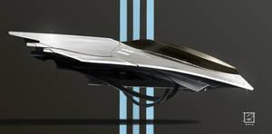Sportsmodel Hovercraft