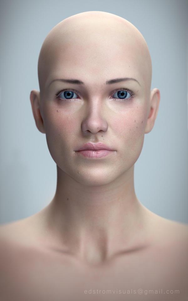 Woman by Mattiasedstrom