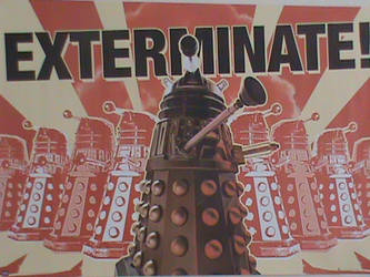 EXTERMINATE! by bogm0nst3r
