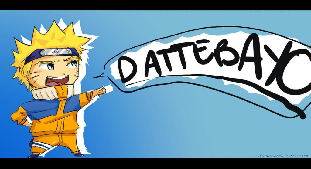 Dattebayo naruto download