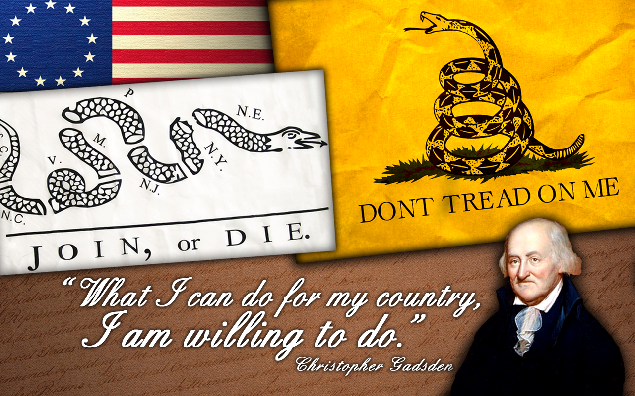 Dont Tread On Me By Fourdaysfromnow