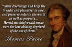 Thomas Paine on Gun Control
