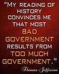 Thomas Jefferson on Big Government