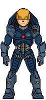 Space Marine by UndefinedScott