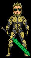 HighTech Lion Warrior by UndefinedScott