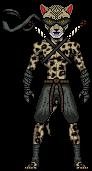 Shinobu Cheetah by UndefinedScott