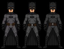 DC: Earth #UD - Batman by UndefinedScott