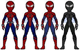 Spider Girl Designs by UndefinedScott