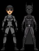 War of the Batmen: Batgirl by UndefinedScott