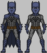 Batman: Justice League Revamp by UndefinedScott