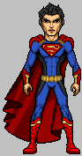 Superman New Beginnings by UndefinedScott