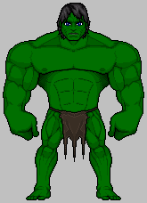 Hulk by UndefinedScott