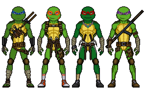 Undefined 2 *8-9-2015 Warforged* - Page 25 Tmnt_again_by_undefinedscott-d5y20o9