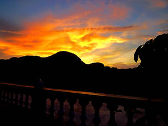 Sunset in Vinales by Josua81