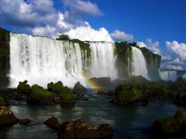 iguazu falls by Mauricioluis