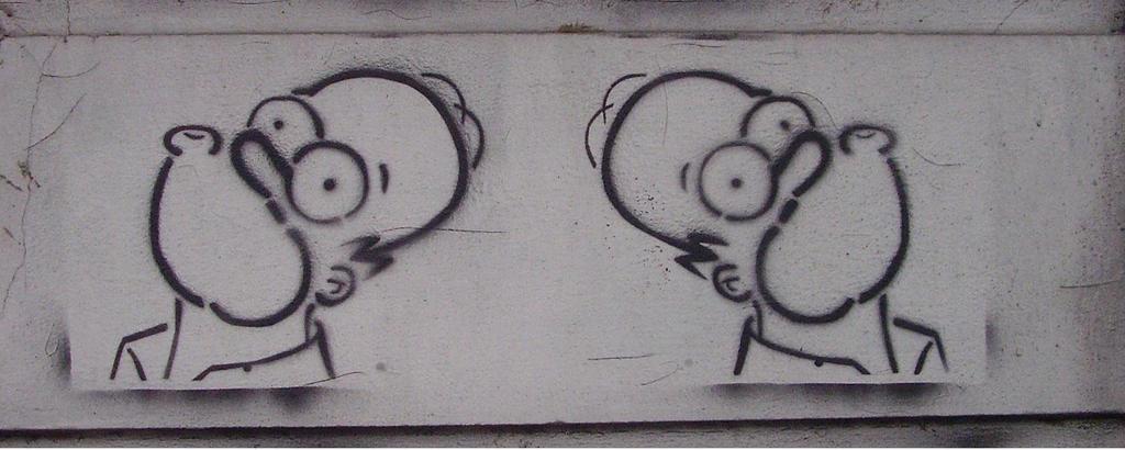 Homer stencil by Mauricioluis
