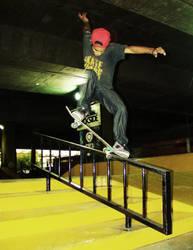Bs Crook @Backside skatepark