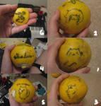 Tattooed Oranges