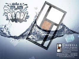 Make a Splash Read by FlyingKnight