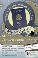 Library Passport Service by FlyingKnight