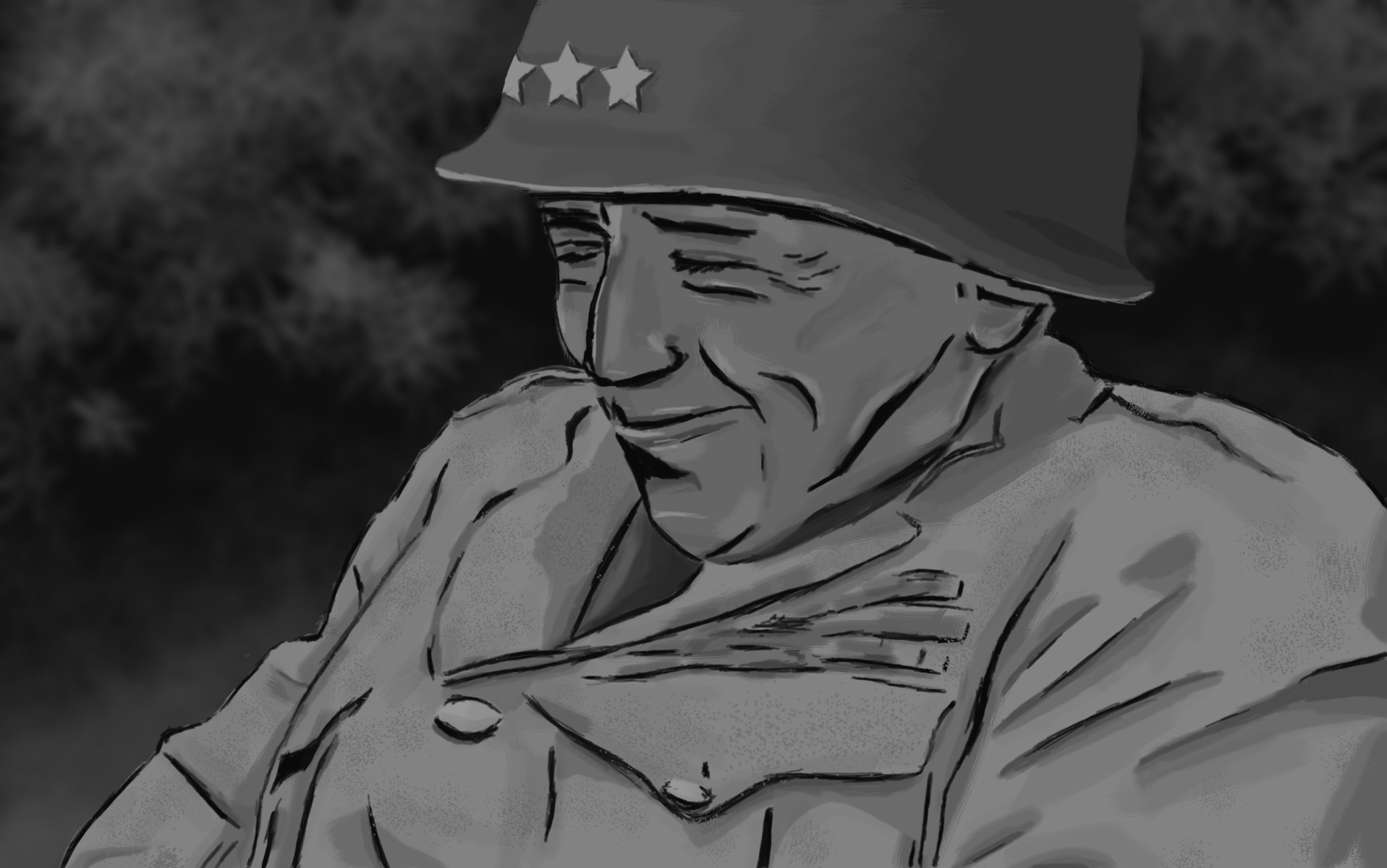 Patton Old Blood and Guts