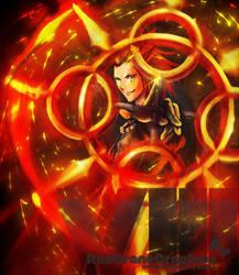 KH Fire Dance by soaro