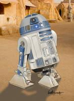 R2-D2 by mistermat05