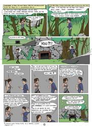Lara Croft vs Nathan Drake_Page 1 ENGLISH VERSION by mistermat05