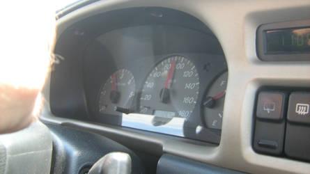 95 km h by Folfy939