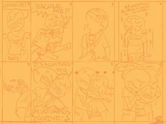 Cannibalism and Skits :) by JosephIsMeBro