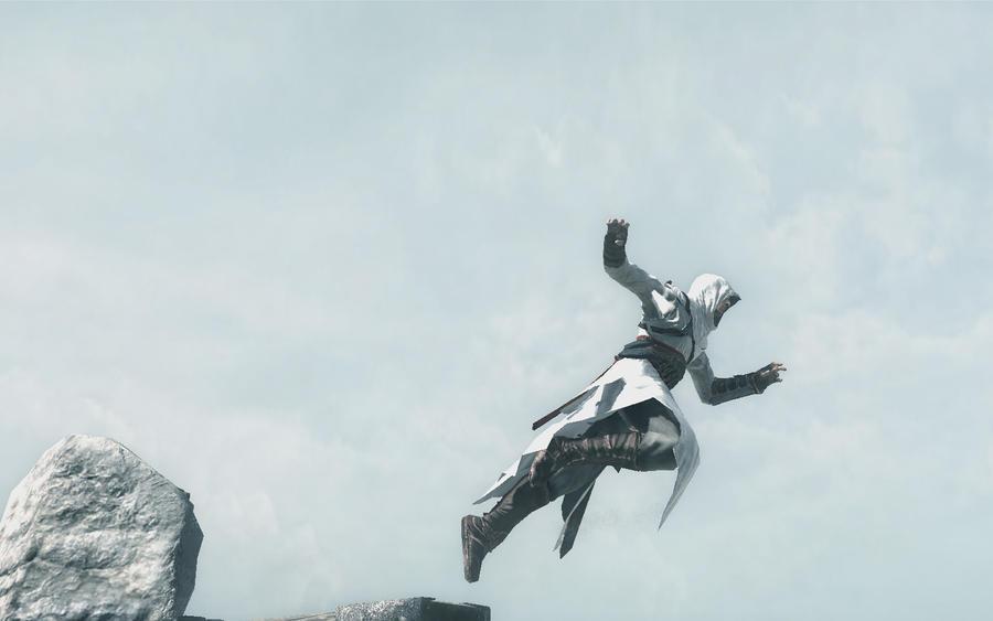 Epic jump too by DarkLightningRUS