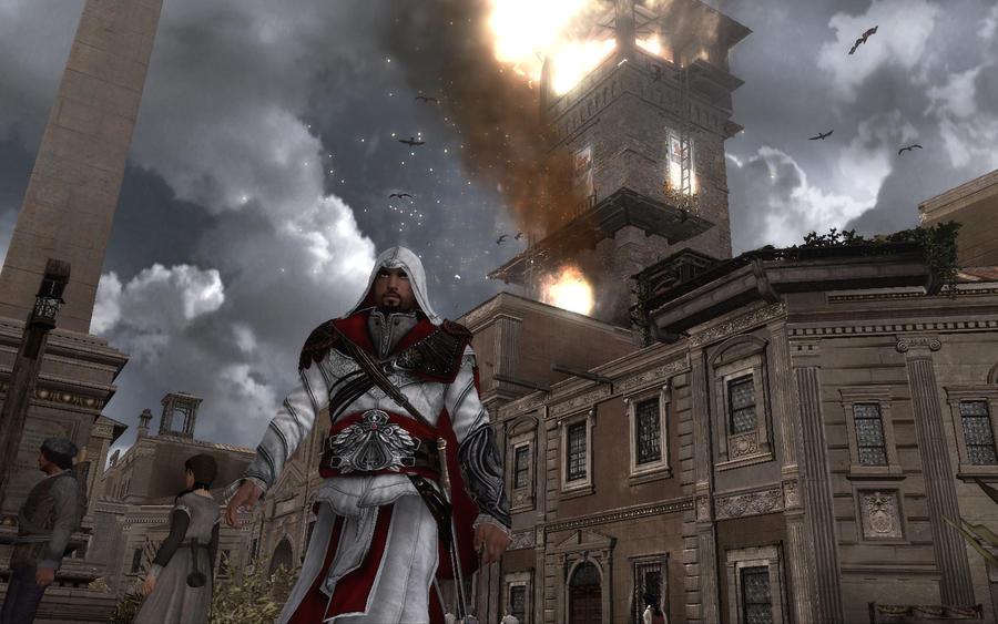 Tower of Borgia by DarkLightningRUS