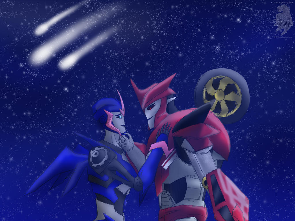 Arcee and Knockout on Arcee-Pairings - DeviantArt