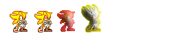 Sonic's Forms 'SQFP Advance' by DrewTH1 on DeviantArt
