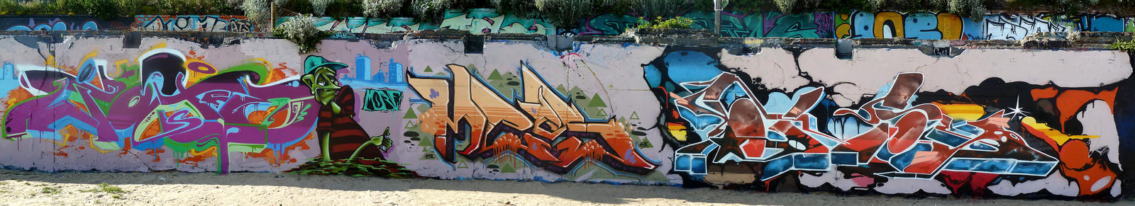 Jate Morf Mecs Rebus by pagR