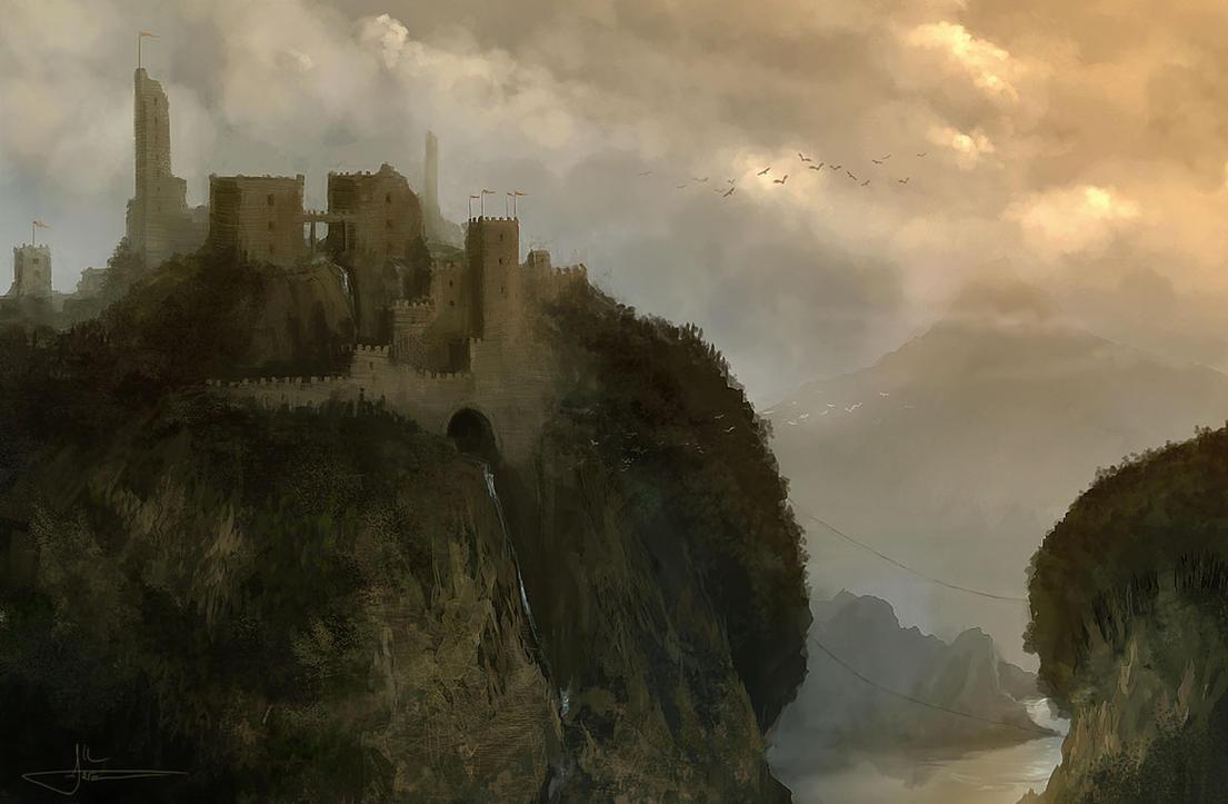 Petite pause au Chalet! Castle_by_erenarik