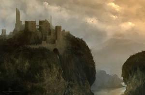 Castle by erenarik