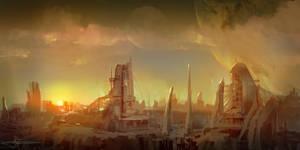 Ruina by erenarik