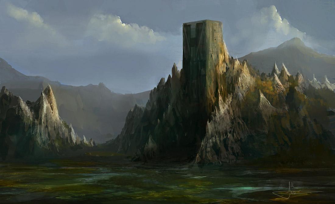Castle b by erenarik