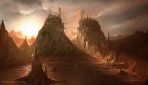 The Pillars of Heaven